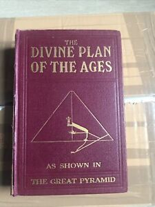 Watchtower Divine Plan Great pyramid Edition  London L@@K!!