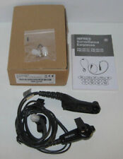 2 New Motorola Pmln6127 Impres 2-Wire Surveillance Kits, Black Pmln6127A Pair