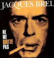Jacques Brel - Ne Me Quitte Pas [New Vinyl LP]