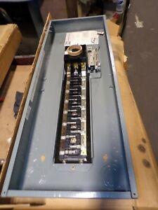 NEW SQUARE D 200 AMP MAIN BREAKER QO LOAD CENTER 240/120 VAC 3 PH 4W QO440M200