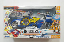 Playmates R.E.V.s (Radically Engineered Vehicles) : NOX Action Figure Pull Back