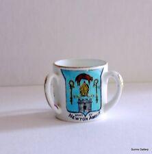 Middleton China Ancient Arms of Newton Abbott 3 handle mug