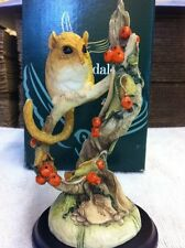 TEVIOTDALE - DORMOUSE ON BRANCH - NEW - TV40