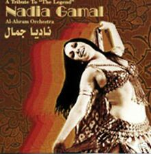 A Tribute to the Legend Nadia Gamal Al-Ahram Orchestra