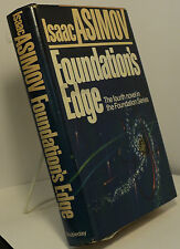 Foundation's Edge by Isaac Asimov - First edition