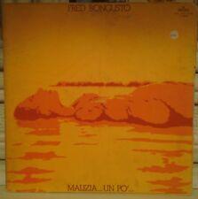 """Fred Bongusto - Malizia un po' - 12""""  1973   OST"""