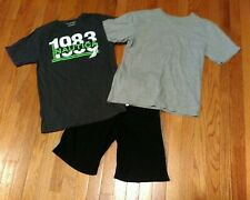 Boys Lot Of Clothes XL 14 Shirts Shorts