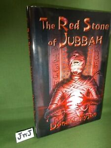 DONALD TYSON THE RED STONE OF JUBBAH SIGNED NUMBERED LIMITED EDITION 2020 NEW