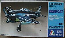 Italeri 803 1:48 GRUMMAN F8F-2 US JAGDFLIEGER WWII Rarität