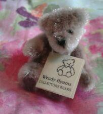 Wendy Hyams Collectors Bear. Susie