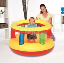 New Bestway Inflatable Baby Gym Playpen Bouncer Trampoline Jumping Castle #52187
