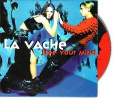 La Vache - Free Your Mind - CDS - 1997 - Eurohouse 2TR Cardsleeve Milk Inc.