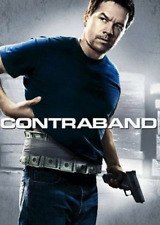 Contraband (DVD, 2012) - **DISC ONLY**