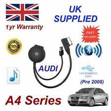 For AUDI A4 Bluetooth USB Music Streaming Module MP3 iPhone HTC Nokia LG Sony 08