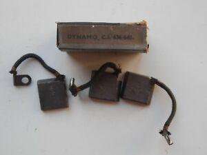 AUTOLITE generator brushes DODGE D11S D12 1939, STUDEBAKER 1936-45 GBM 2012