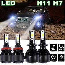 H7 H11 LED Headlight For Escape Fusion Caprice Elantra Traver Rondo Santa-Fe