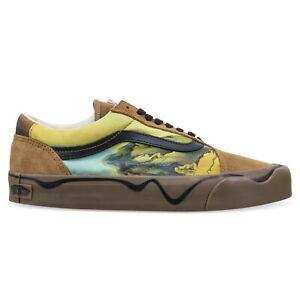 Vans MoMA Old Skool Twist Salvador Dali Mens Size 5.5/ Womens Size 7 Shoes