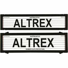 Altrex Black Frame with Pinelines, 6LP (A6LP)