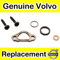 Genuine Volvo V70, XC70, XC90 (01-05) (D5/2.4D) Diesel Injector Clamp Seal Kit