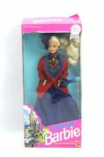 DOTW English British Horseback Riding Barbie Doll Special Edition 4973 1991