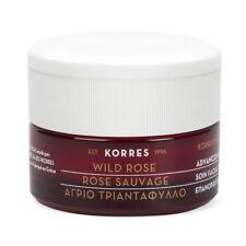 Korres WILD ROSE Face Advance BRIGHTENING Sleeping Facial Night CREAM 40ml