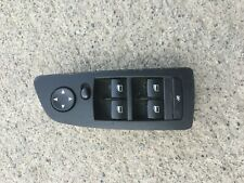 BMW 1 SERIES E87 DRIVER SIDE FRONT WINDOW SWITCH 9155496 FAST SHIPPING