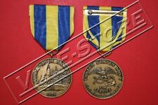NAVY WEST INDIES CAMPAIGN MEDAL (1898), Full Size, (REPRO) (1068)