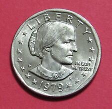 1979-P $1 Susan B. Anthony Dollar Coin