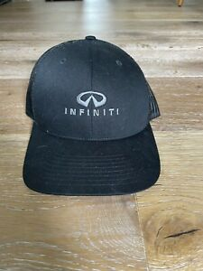 INFINITI EMBROIDERED HAT CAP W/LOGO G35 G37 Q60
