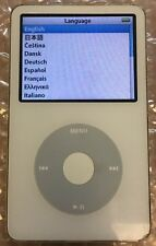 Apple iPod Classic 5th Generation 30GB White A1136