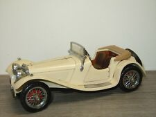 1938 Jaguar SS-100 - Franklin Mint 1:24 *34076