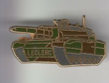 RARE PINS PIN'S .. ARMEE ARMY GUERRE CHAR TANK BLINDE LECLERC GIAT FRANCE ~DG