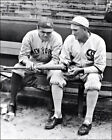 Babe Ruth Joe Jackson Photo 8X10 Yankees White Sox  Buy Any 2 Get 1 FREE