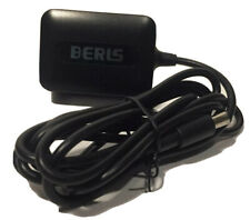 BERLS Wall AC To DC Transformer Power Supply Adapter Cord Plug Charger 12V 500ma
