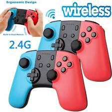 Sans fil Manette Controleur de Jeux Joystick pour Nintendo Switch Pro Console