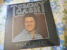 Tommy Cash Only A Stone Sealed 1975 Vinyl LP