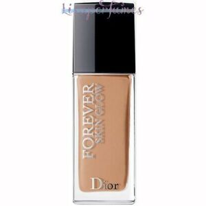 Christian Dior Forever Skin Glow Radiant Perfection Foundation 4WP Warm Peach
