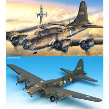 Academy 1/72 B-17F Flying Fortress Memphis Belle 12495 Plastic Model Kit