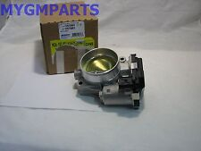 TRAVERSE ACADIA ENCLAVE THROTTLE BODY W/ ACTUATOR 2012-2017 NEW OEM  12670981