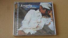 AMARFIS Y LA BANDA DE ATAKKE CHILLIN' ENVIDIA Salsa Rare CD