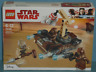 RETIRED 100% Genuine Lego Star Wars TATOOINE BATTLE PACK Set 75198 (M/B)