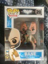 Funko Pop Bane #20 Batman The Dark Knight Rises Vaulted