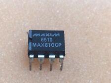 1 PC. max610cp Maxim dip8 NOS
