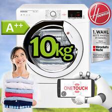 Wärmepumpentrockner Wäschetrockner Kondens Trockner A++ 10 kg Wolle Hoover NFC