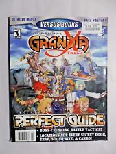 VersusBooks Official Perfect Guide Vol. 44: Grandia Xtreme (includes poster)