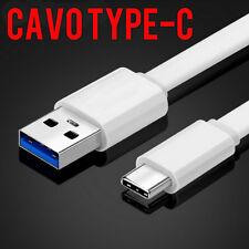 SAMSUNG GALAXY S8 / S8 PLUS Usb TYPE-C Cavo Dati Ricarica Sincronizza