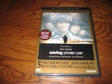 Saving Private Ryan (Dvd,1999,Limited Edition)Normandy D-Day, 75th Rangers] New