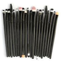 20pcs/set Makeup Brush Set Make-up Toiletry Kit Wool Make Up Brush Set Kits