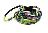 3 Woven Tuareg Bracelet | Jewelry Set Bracelet For Women (Multi color)