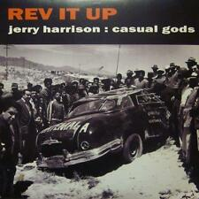 "Jerry Harrison(7"" Vinyl P/S)Rev It Up-JERRY 1-UK-Ex/Ex"